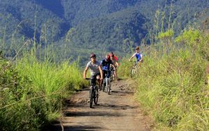 Overland Cycling in Flores