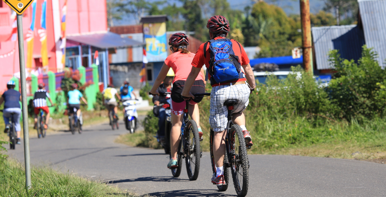 Cycling in Labuan Bajo - Labuan Bajo Tours